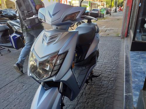 scooter electrico sunra leo batería litio 20 ah ciclomotor
