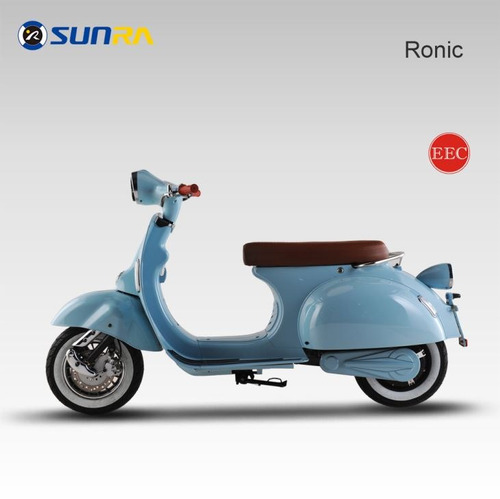 scooter eléctrico sunra ronic, 0 km a bateria !