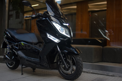 scooter electrico sunra t9 no kymco 250, ak 550, bmw 650 /a