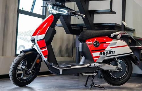 scooter electrico supersoco ducati edicion limitada