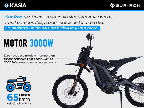 scooter electrico sur ron light bee l1e original