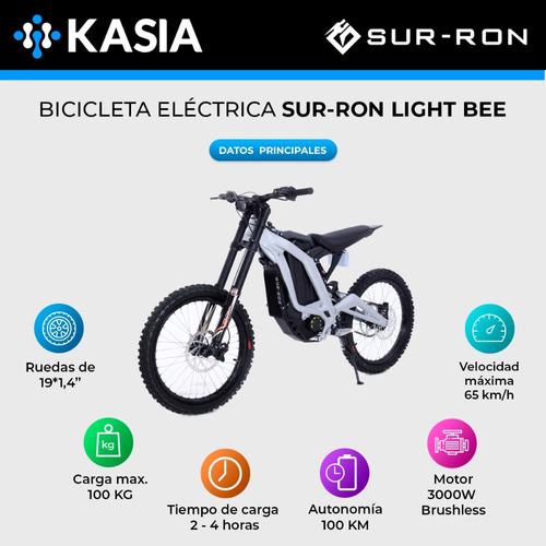 scooter electrico sur ron light bee x original
