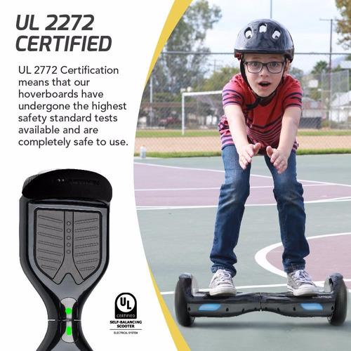 scooter eléctrico swagtron t1 - ul 2272 malumeta