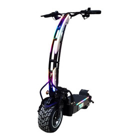 Scooter Electrico Weped Ss Doble Motor Suspension Rapido