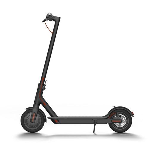 scooter eléctrico xiaomi mi electric scooter negro