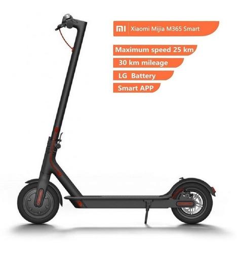 scooter eléctrico xiaomi plegable original