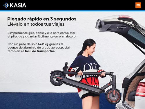 scooter electrico xiaomi pro 350w 45km autonomía