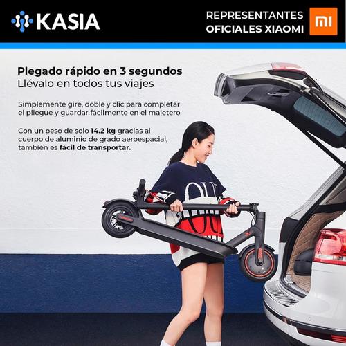 scooter electrico xiaomi pro m365 pantalla led nueva