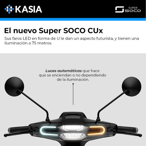 scooter electrico xiaomi super soco ducati internacional