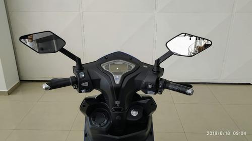 scooter eletrica 1200w modelo rui zhi marca aima