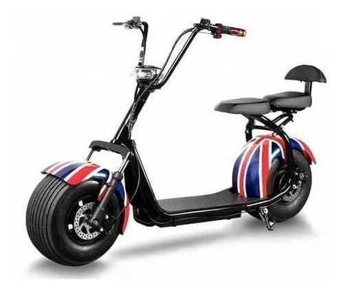 scooter elétrica 1500w com bateria de 20a