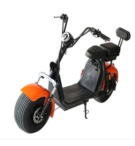 scooter elétrica 2000w com duas baterias