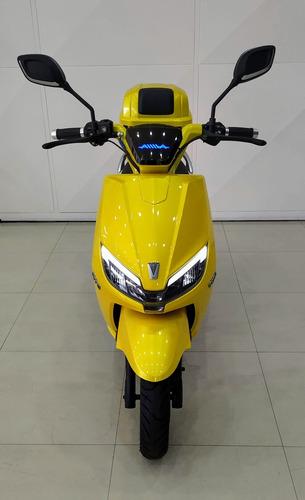 scooter eletrica 800w modelo m3zu aima