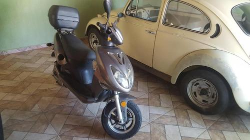 scooter elétrica - bestar 2012