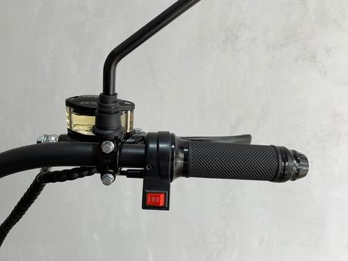 scooter elétrica chopper 2000w 0km
