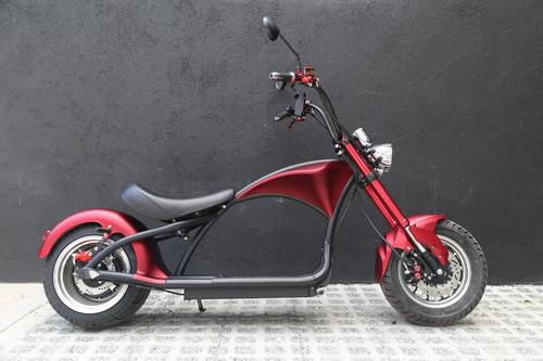scooter elétrica chopper