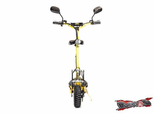 scooter elétrica dobrável 1000w 48v