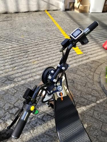 scooter eletrica mod.harley 1000w 60v (lithiun)