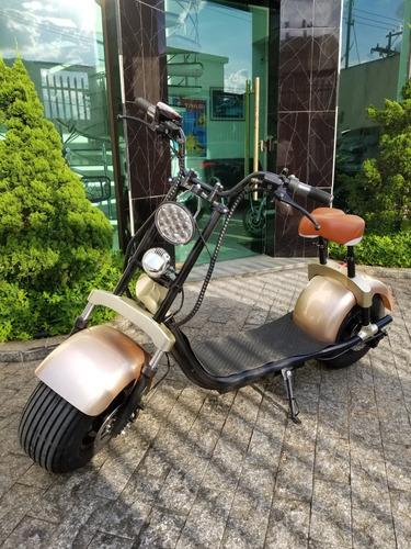 scooter eletrica mod.harley 1500w 60v