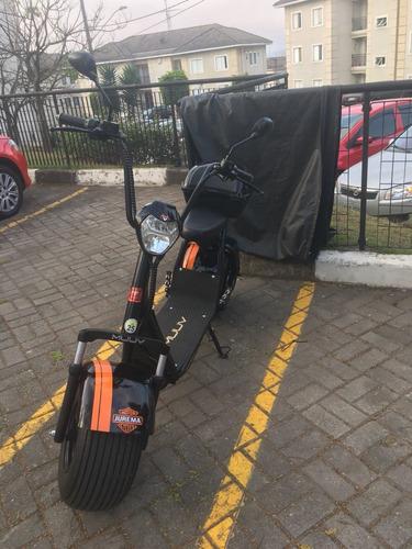 scooter elétrica muuv - precisa de manutenção na bateria!