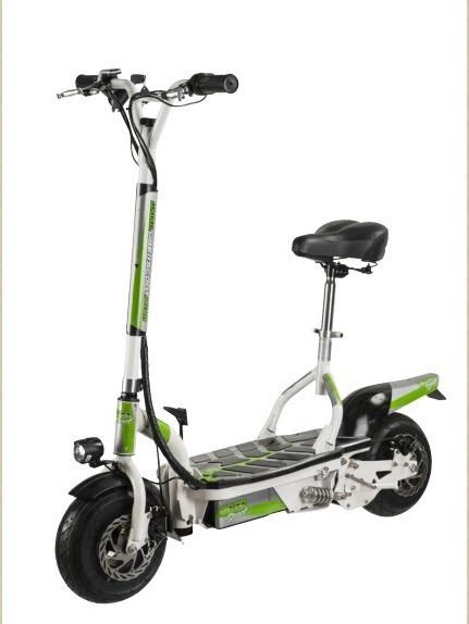 251600d93da Scooter Elétrica Patinete Höss 1000w 36v Bivolt - R  2.599