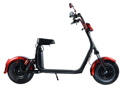 scooter elétrica road city 1000w