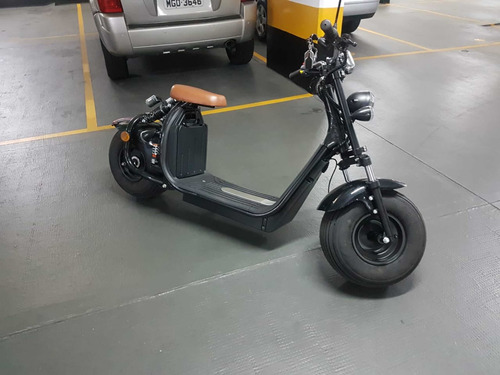 scooter elétrica urban custon 2000w 20ah 60v