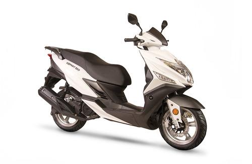 scooter expert 150 corven