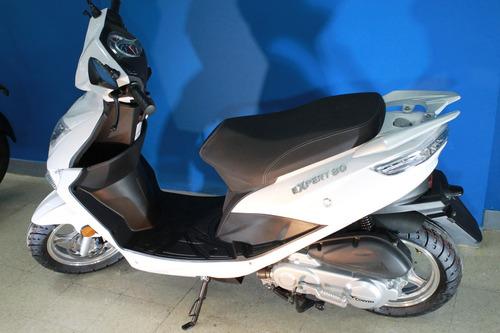 scooter expert 80 - retira hoy!! patentada -
