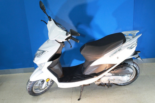 scooter expert 80 - retira patentada todo incluido + cuotas