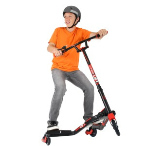 scooter flicker lift