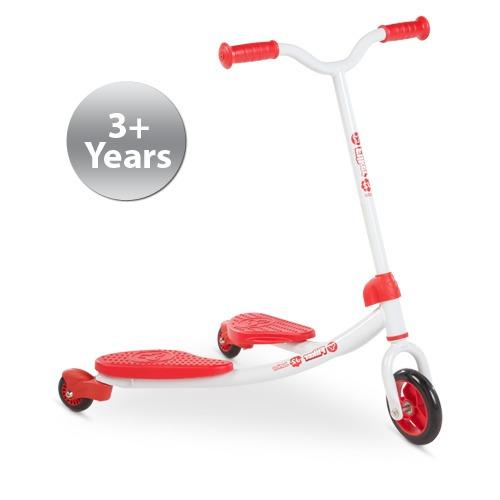 scooter fliker j2 original monopatín control c movimiento +3