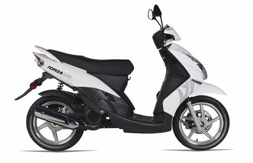scooter forza 50 lanzamiento - vx3 - strato euro - fact evo