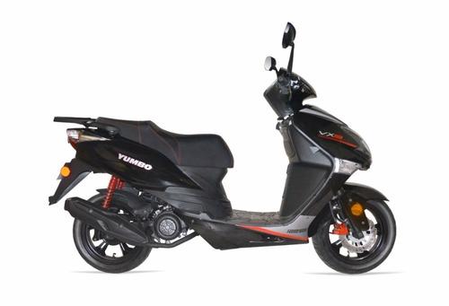 scooter forza 50 - vx3 - strato euro casco y empadronamiento