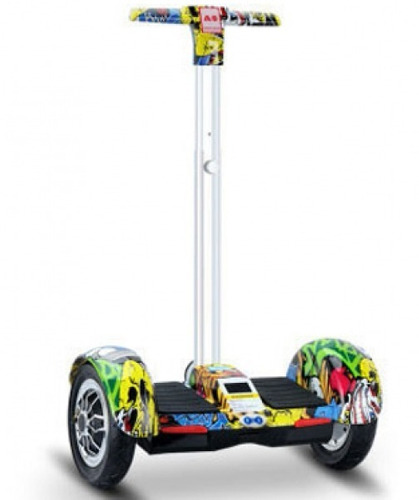 scooter foston fs-4100s - hiphop - led - 10 pulgadas