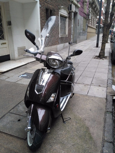 scooter gilera jazz 150 impecable