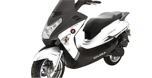 scooter gilera sg 150 super new by cruiser x sport eccomotor