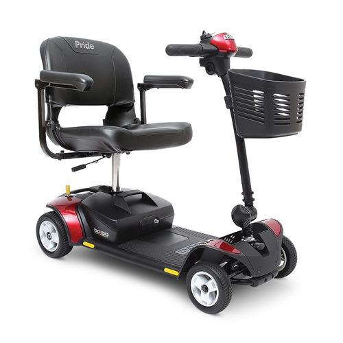 scooter gogo elite traveller 2018-garantia mundoscooter