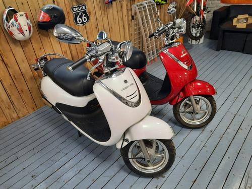 scooter guerrero andiamo 150 no styler tempo elite scooby