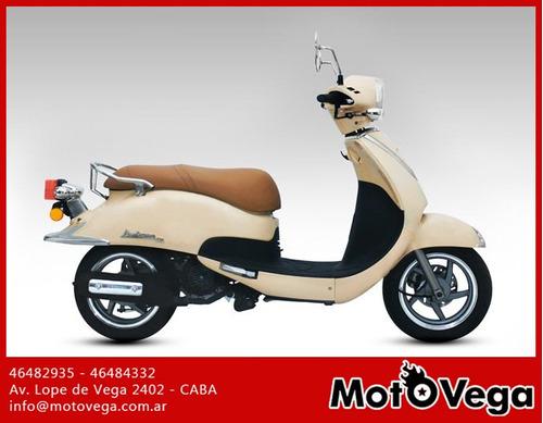scooter guerrero gsl 150 andiamo 30 cuotas en pesos con dni