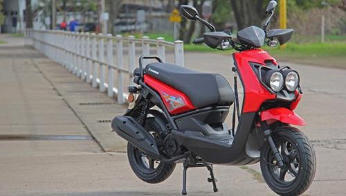 scooter guerrero gsl 150 weapon motovega, entrega inmediata