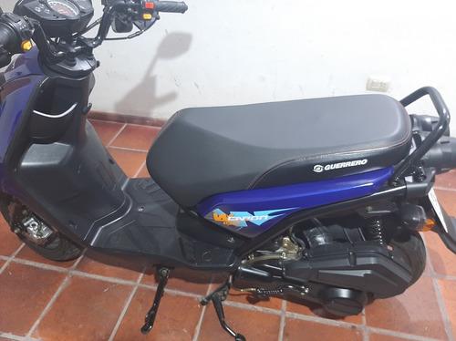 scooter guerrero weapon 150
