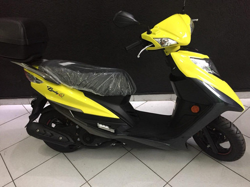 scooter haojue - lindy 125   ( fazemos troca  )