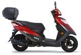 scooter haojue lindy 125cc varias cores *burgman lead neo*