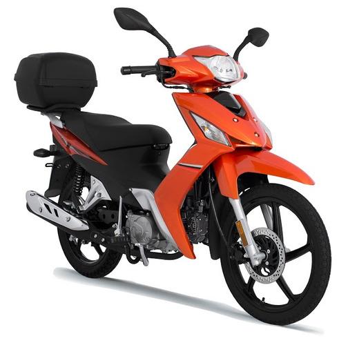 scooter haojue nex 110cc 0km 2019