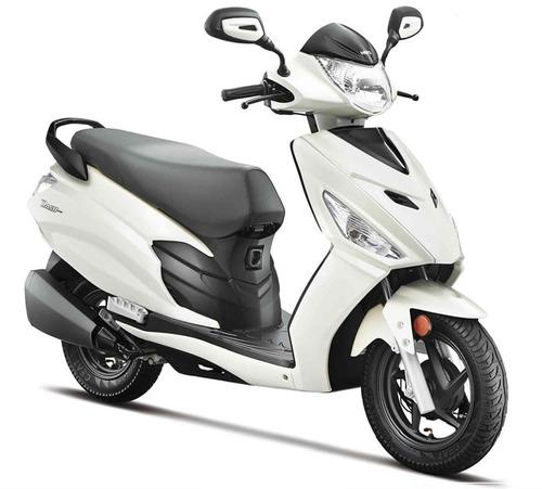 scooter hero dash 110 0km entreha ya moto raider