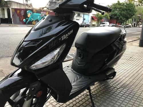 scooter hero dash 110 con garantia.no honda yamaha kymko sym