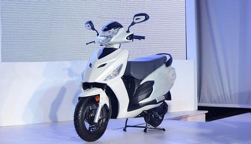 scooter hero dash 8.4 hp 0km 2017 ex hero honda hot sale
