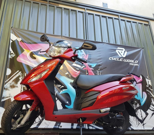scooter hero dash 8.4 hp ex honda 0km 2019 compra al  22/02