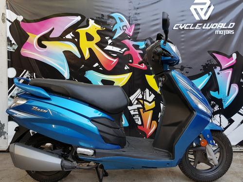 scooter hero dash  automatico  8.4 hp 0km 2018  hasta 07/12
